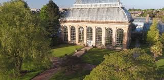 Edinburgh Botanic Gardens Visitor Numbers Grow At The Royal Botanic Garden Edinburgh