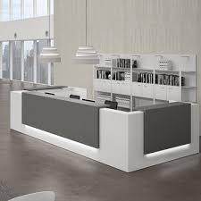 Build A Reception Desk Plans by Best 25 Reception Desks Ideas On Pinterest Reception Counter