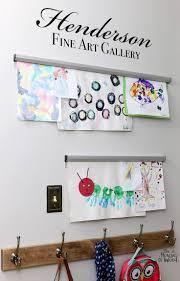 best 25 display kids artwork ideas on pinterest kids artwork