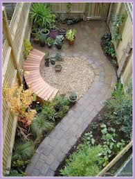 Paved Garden Design Ideas 10 Paved Gardens Designs Ideas 1homedesigns