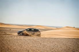 seat took a leon x perience to the sahara desert just for fun