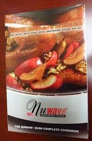 Nuwave Cooktop Manual 272 Best Nuwave U0026 Pic Recipes Images On Pinterest Oven Cooking