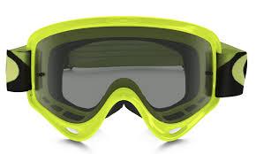 oakley motocross goggle lenses oakley o frame goggle heritage green yellow grey lens