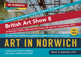 art in norwich spring 16 british art show special by marion catlin