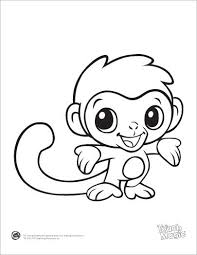 24 drawings images draw animal coloring pages
