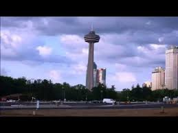Skylon Tower Revolving Dining Room Revolving Restaurant Of Niagara Skylon Tower Canada 20160531