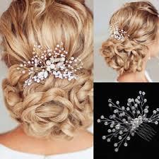 wedding hair pins flower wedding hair pins bridesmaid diamante pearls bridal