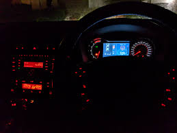what are your favourite car interiors at night cars