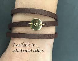 monogram bracelet silver monogrammed bracelet etsy