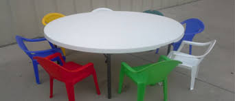 Kids Round Table And Chairs Funtyme Rentals Table And Chairs Rentals In Hoston
