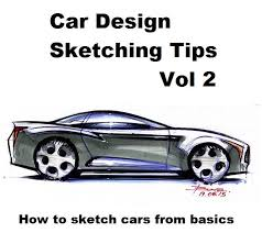 drawing wheels in perspective car sketching tips u2013 www