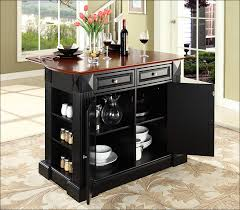 Small Kitchen Island Table Movable Kitchen Islands Attach The Butcher Block Top Portable