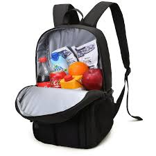 travel cooler images Soft insulated backpack cooler bag with large capacity for men jpg