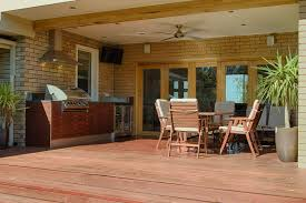 outdoor kitchens melbourne kitchen timber caeserstone stainless