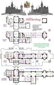 disney floor plans baby nursery castle plans build floor plan hogwarts