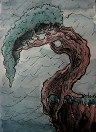 sad tree by oriantheblack on deviantart
