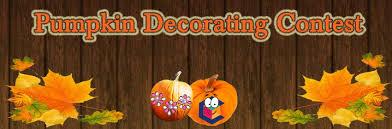 CreationsBox kids contest Pumpkin Decorating Contest
