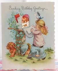 215 best vintage greeting cards images on vintage