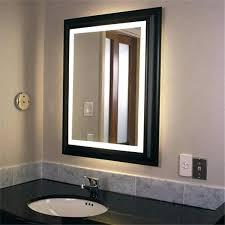 bathroom mirror side lights bathroom mirror and lights large size of bathroom mirrors for vanity