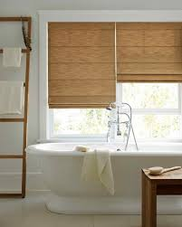useful ideas for bathroom window treatments unique small bathroom