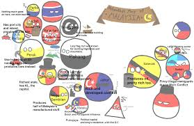 Perl Map Polandball Map Of Malaysia Polandball