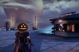 the halloween spirit destiny gets into the halloween spirit with holiday themed items