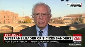 bernie sanders offers mea culpa on va delays cnnpolitics
