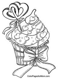hearts 10 coloring coloring pages