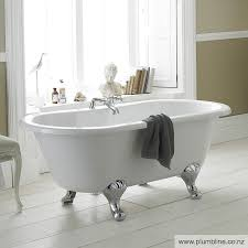 kingsbury 1500 claw foot double ended bath baths bathroom kingsbury 1500 claw foot double ended bath