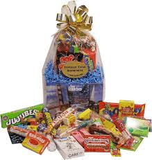 san francisco gift baskets discontinued items san francisco nostalgic candy basket
