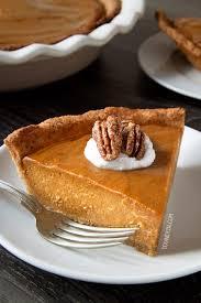 vegan pumpkin pie paleo grain free gluten free dairy free