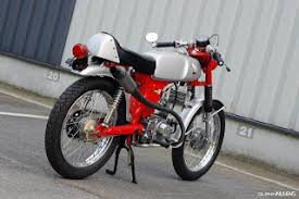 belgian ss50 caferacer chalopy