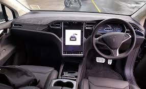 tesla inside roof auto review 2017 tesla model x p90d