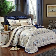 Royal Bedding Sets 4 6pcs Jacquard Luxury Wedding Royal Bedding Sets King