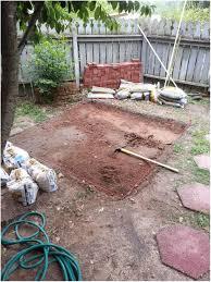 backyards trendy the 42 backyard brick oven plans cool backyard