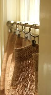 Burlap Shower Curtains Burlap Shower Curtain Target Pottery Barn Chandelier Target Chairs