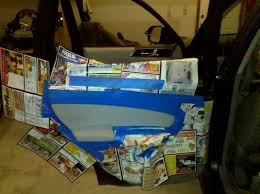 Paint For Car Interior How To Paint Your Car U0027s Interior For A Two Tone Look Car Mods