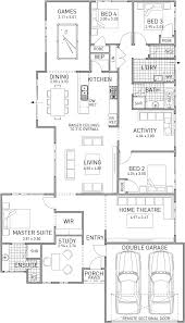 floor plans for large families shiraz single storey home design foundation floor plan wa plan
