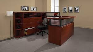 Napoli Reception Desk Cds Office Furniture
