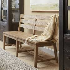 Otterville Wood Storage Entryway Benchindoor Wooden Bench Diy by Solid Wood Antique Bench Wayfair