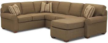 Klaussner Walker Sofa Klaussner Patterns Sectional Sofa Group With Right Chaise Lounge