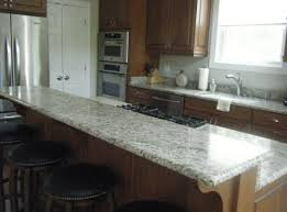 how to build a multi level kitchen island handy home design
