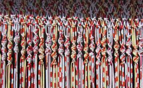 macrame curtains with fabric strips t shirtyarn blog com