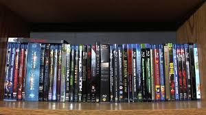 comic book shelves my comic book adaptations on blu ray dvd blu ray collection