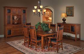Mission Dining Room Chairs Monteray Collection Lancaster Legacy Truewood Furniture