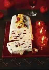 cuisine notre famille bûche glacée au chocolat blanc et aux canneberges read more at