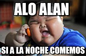 Alan Meme - alo alan asian fat kid meme on memegen