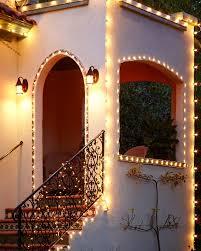 how to hang lights on stucco lights card and