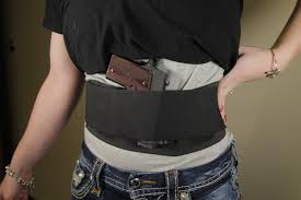 belly band holster review crossbreed holsters improves its belly band