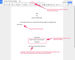 Cover Page Template Google Docs by How I Use Google Docs For Writing Jamie Todd Rubin